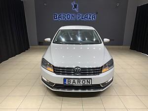 BARON PLAZA DAN 2013 VW PASSAT 1.4 TSİ BMT COMFORT DSG BOYASIZ ÇİZİKSİZ
