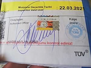 SAHIBINDEN SATILIK 2007 SYMBOL