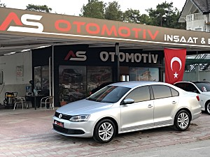 A.S OTOMOTİVDEN 2014 JETTA 1.6 TDİ DSG CAM GİBİ