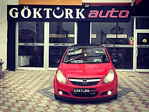 2007 MODEL OPEL CORSA 1.3 ENJOY CDTİ CAM TAVAN