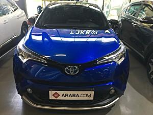 2017 Model 2. El Toyota C-HR 1.8 Hybrid - 62000 KM