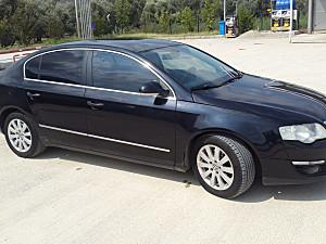 2008 VW PASSAT 2.0 TDI COMFORTLİNE PAKET TURKİYENİN EN UCUZU