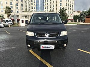2008 Model 2. El Volkswagen Caravelle 2.5 TDI Comfortline - 250000 KM
