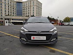 2017 Model 2. El Hyundai I20 1.0 T-GDI Star - 63000 KM