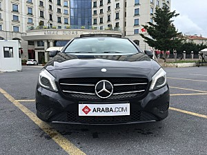 2014 Model 2. El Mercedes A Serisi A 180 CDI BlueEfficiency Style - 182000 KM