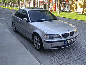 BMW 3.16 I BEBEKYÜZ