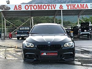 A.S OTOMOTİVDEN BMW 5.20D EXCLUSİVE M SPORT