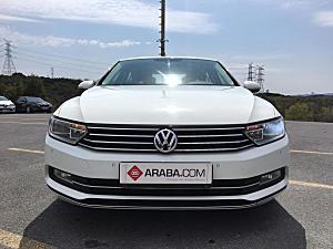 2015 Model 2. El Volkswagen Passat 1.6 TDi BlueMotion Comfortline - 139000 KM