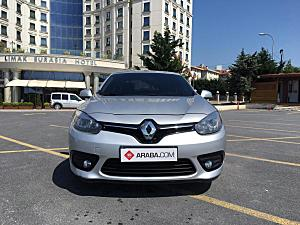 2014 Model 2. El Renault Fluence 1.5 dCi Touch - 124000 KM