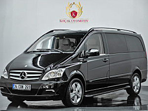 KOÇAK OTOMOTİV MERCEDES VIANO 2.2 CDI 163 PS LUXURY TİPTRONİC