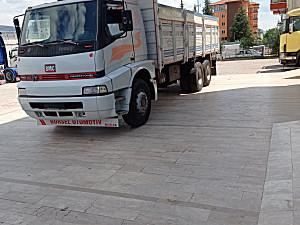 GÜRSEL OTOMOTIVDEN 2001 MODEL BMC PRO 620