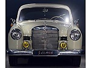 -S CLASS - 1962 MODEL MERCEDES-BENZ 180 B Mercedes - Benz 180 B