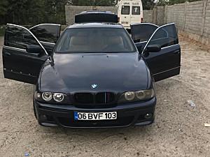 2002 MODEL BMW OTOMATIK VITES