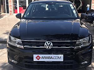 2018 Model 2. El Volkswagen Tiguan 1.4 TSi Trendline - 28000 KM