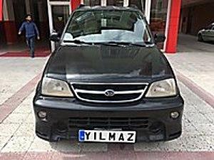 2003 Terios 1.3 SX Otomatik 4X4 ORJİNAL 205000 KM Daihatsu Terios 1.3 SX