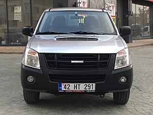 KURU OTOMOTİV DEN 2009 ISUZU D MAX 4X2