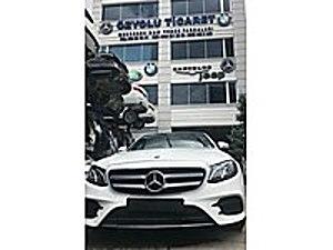 ÖZYOLU TİCARET DEN HURDA BELGELİ MERCEDES W213 E180 AMG Mercedes E