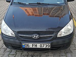 2009 GETZ 137000 KM OTOMATIK