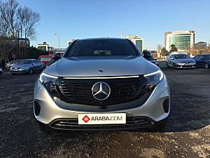 2020 Model 0 km Mercedes EQC 400 - 543 KM
