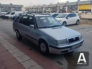 ERMAN AUTO 2000 MODEL SKODA FELİCİA 1.3 GLXİ SIRALI SİSTEM LPG