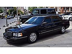 STELLA MOTORS 1998 CADİLLAC DEVİLLE 4.6 CONCOURS B7 ZIRHLI Cadillac DeVille 4.6 Concours