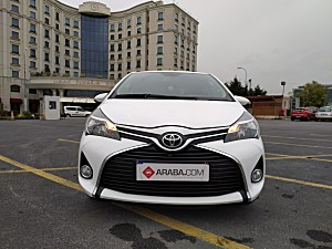 2015 Model 2. El Toyota Yaris 1.33 Fun Special - 105000 KM
