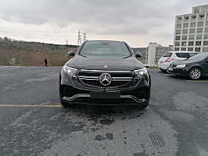 2021 Model 0 km Mercedes EQC 400 - 7 KM