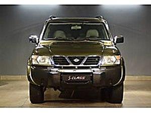 - S CLASS - ZIRHLI ARAÇ 1999 Nissan Nissan Patrol 4.2