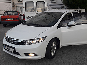 HONDA CIVIC 2013 MODEL