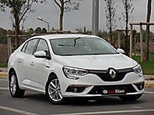 AUTO HİKMET TEN HATASIZ 2017 MEGANE TOUCH 1.5 DCİ 110 HP OTOMATK Renault Megane 1.5 dCi Touch