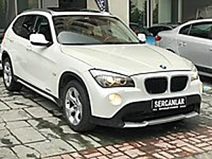 TAMAMINA KREDİ-CAM TAVAN-XENON-NAVGSYN-GERİ GÖRÜŞ-DERİ- X DRİVE BMW X1 20d xDrive Premium