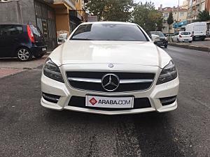 2012 Model 2. El Mercedes CLS 250 CDI Sport - 127500 KM