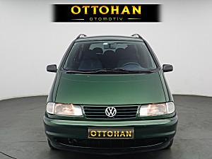 OTTOHAN  DAN1999 VW SHARAN 1.9 TDİ DEĞİŞENSİZ-TRAMERSİZ-EMSALSİZ