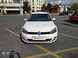 2015 Model 2. El Volkswagen Golf 1.2 TSi Comfortline - 96300 KM