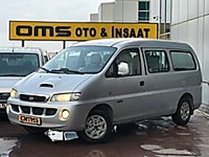 O.M.S OTOMOTİV DEN 2006 STAREX 2.0 CRDİ 140 PS KAZA BOYA YOK Hyundai Starex Multiway