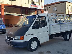 1993 MODEL FORD  190 P İLAVELİ AÇIK KASA KAMYONET