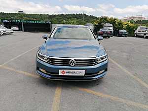 2017 Volkswagen Passat 1.6 TDi BlueMotion Highline - 50000 KM