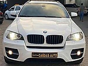 ÇAĞDAŞ OTOMOTİV DEN HATASIZ BMW X6 EN FULL MODELİDİR BMW X6 40d xDrive Sport