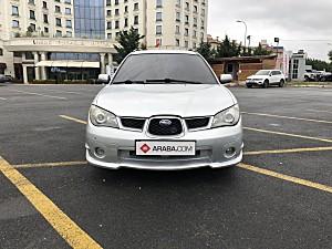 2006 Model 2. El Subaru Impreza 2.0R AWD Sportwagon - 308000 KM