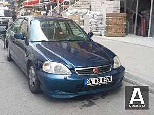 Honda Civic 1.4 iS 2001lpg li