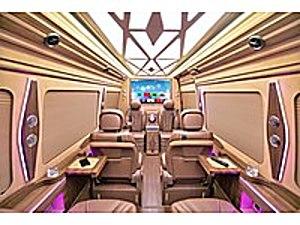 KOÇAK OTOMOTİV SıFıR Mercedes SpRinter ViP Lounge WCli UZUN TiPT Mercedes - Benz Sprinter Panel Van 316 CDI