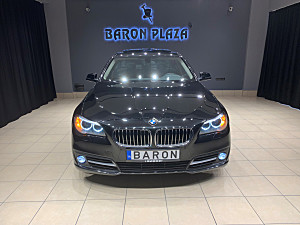 BARON PLAZA DAN 2015 BMW 525 D  X -DRİVE HAYALET - VAKUM -D .ISITMA - ELEKTRİKLİ BAĞAJ