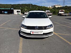 2015 Volkswagen Jetta 1.4 TSI Comfortline - 56120 KM