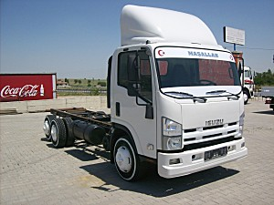 KARATASLAR 2014 MODEL ISUZU NOR 8 TEKER DİNGİLLİ