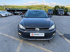 2017 Volkswagen Golf 1.6 TDi BlueMotion Highline - 120000 KM