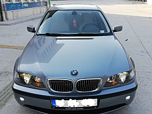 2004 MODEL KATALOĞ RENGİ BMW 3.16İ