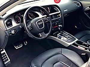 2010 ODEL A5 2.0 TFSİ COUPE QUATRO CAM TAVAN Audi A5 A5 Coupe 2.0 TFSI Quattro