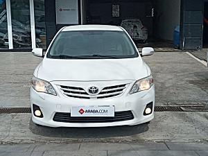 2012 Model 2. El Toyota Corolla 1.4 D-4D Elegant - 105000 KM