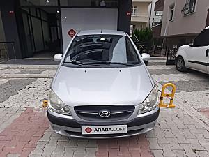 2009 Model 2. El Hyundai Getz 1.4 DOHC 1.4 AB AC - 155000 KM