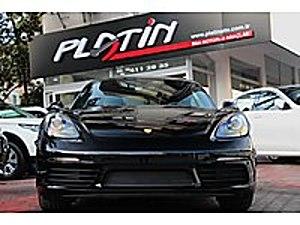 2017 PORSCHE 718 CAYMAN NAVİ BOSE GERİ GÖRÜŞ   6.000  KM TAM ÖTV Porsche Cayman 718